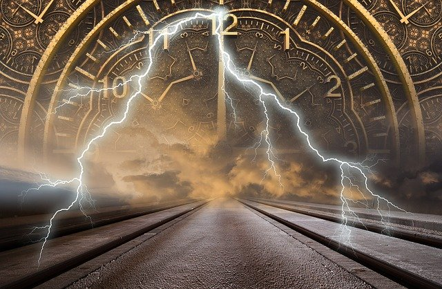 Возможно, что НЛО — это машины времени, а не корабли пришельцев