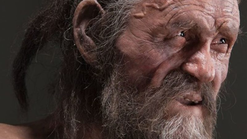 В Альпах найден замерзший человек возрастом 5000 лет