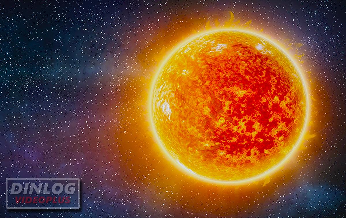 Почему мы видим Солнце желтым?