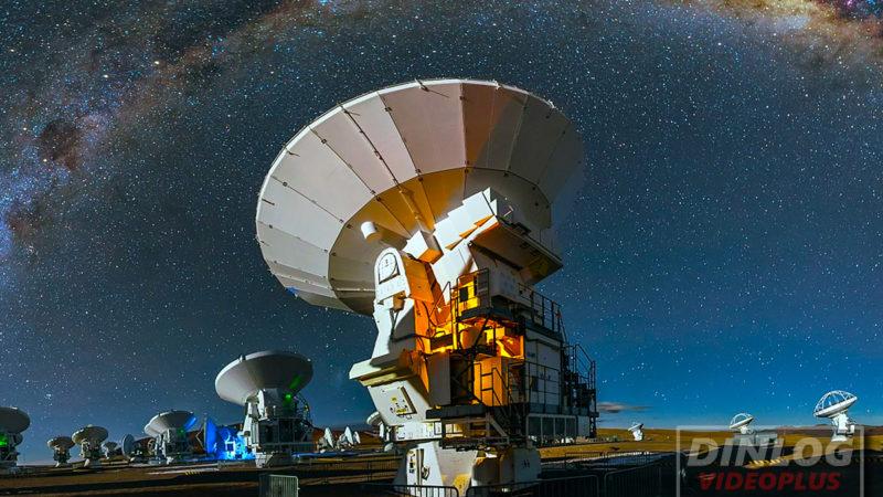 В SETI уже более 30 лет ищут внеземную жизнь