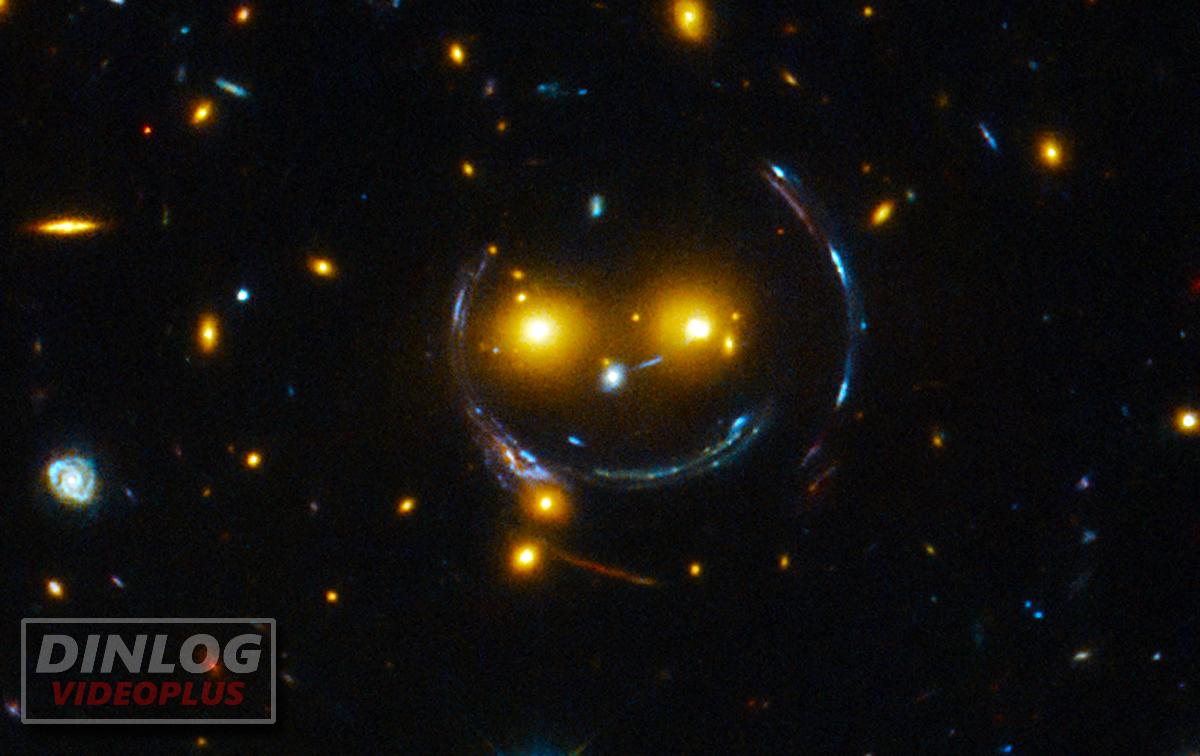 Космос практически бесконечен, хотя это трудно представить