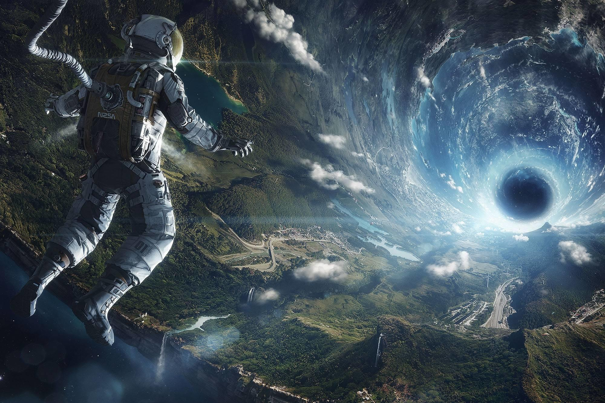 «Кротовая нора» может быть кротчайшей дорогой на другой край Вселенной