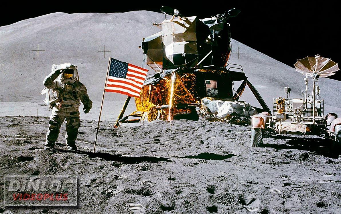 Рогозин засомневался, что американцы действительно были на Луне, предложив это проверить