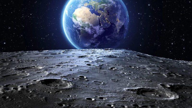 Световые аномалии на Луне могут иметь искусственное происхождение