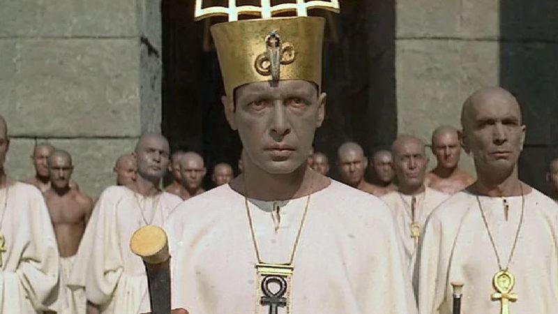 Египетские жрецы могли быть потомками инопланетян