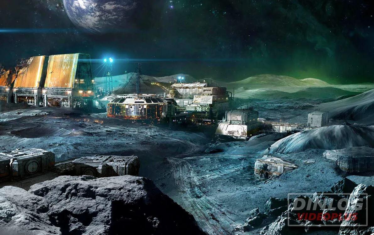 Россия не исключает, что лунная база будет построена без участия США