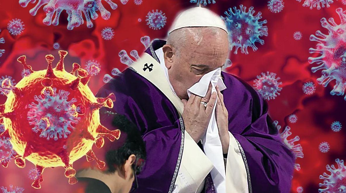 Планы всего мира меняются из-за коронавируса, который уже смог добраться до Ватикана