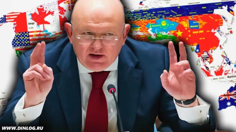 Россию невозможно не заметить на карте, но вот найти Великобританию или Украину сможет далеко не каждый