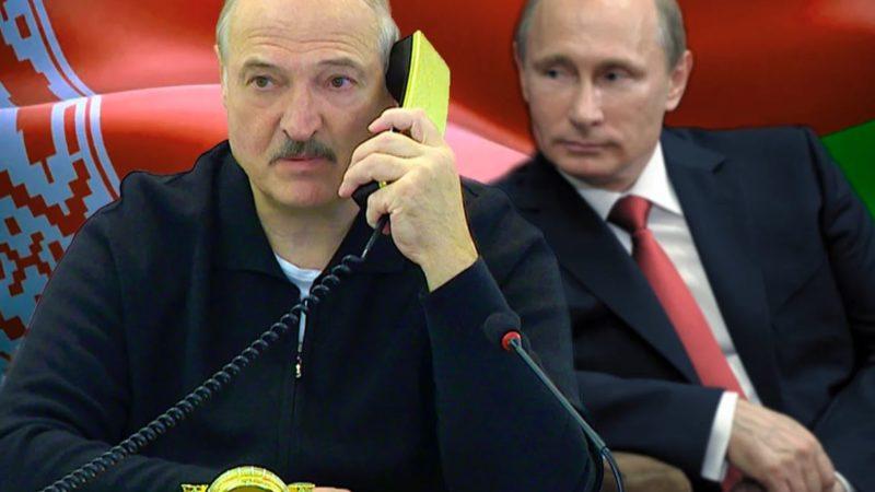 Путин подтвердил, что при необходимости Россия окажет силовую поддержку Белоруссии
