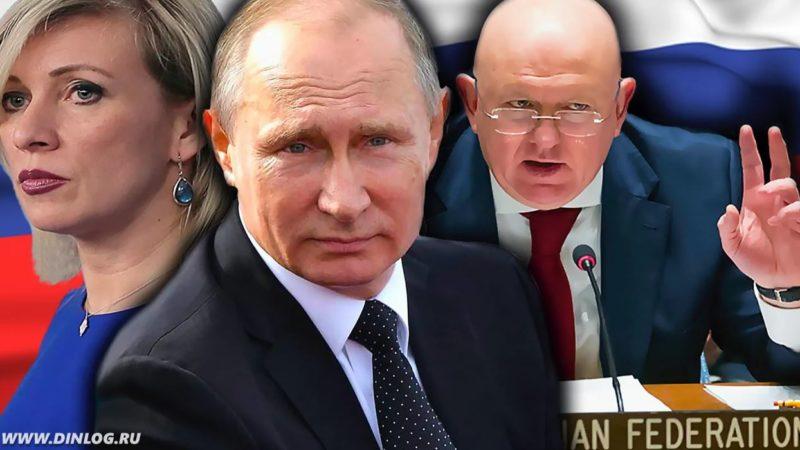 Цель западных санкций — не Путин, а уничтожение России, как таковой